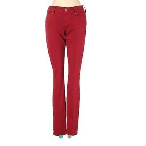 Lucky Brand red, skinny, low-rise jean-00